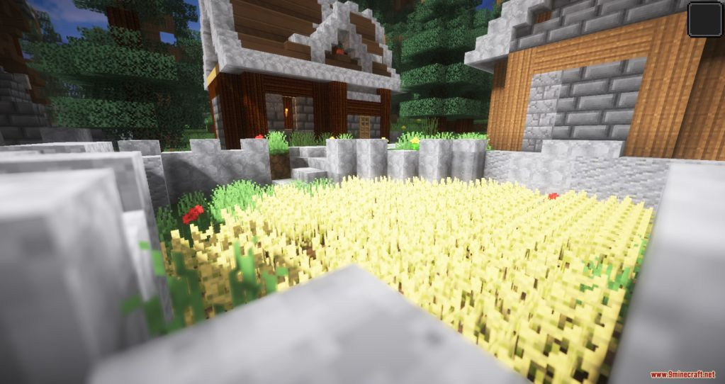 Yures HD Resource Pack Screenshots 5
