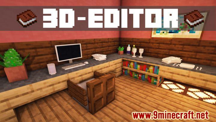 3D Model Editor Data Pack Thumbnail