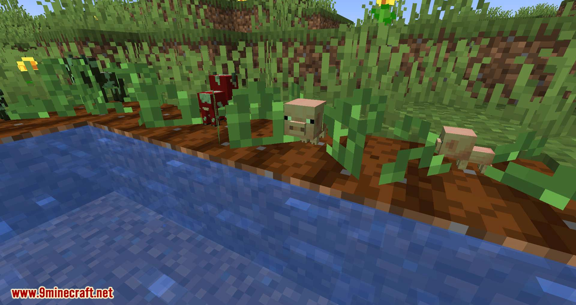 Animal Crops mod for minecraft 05