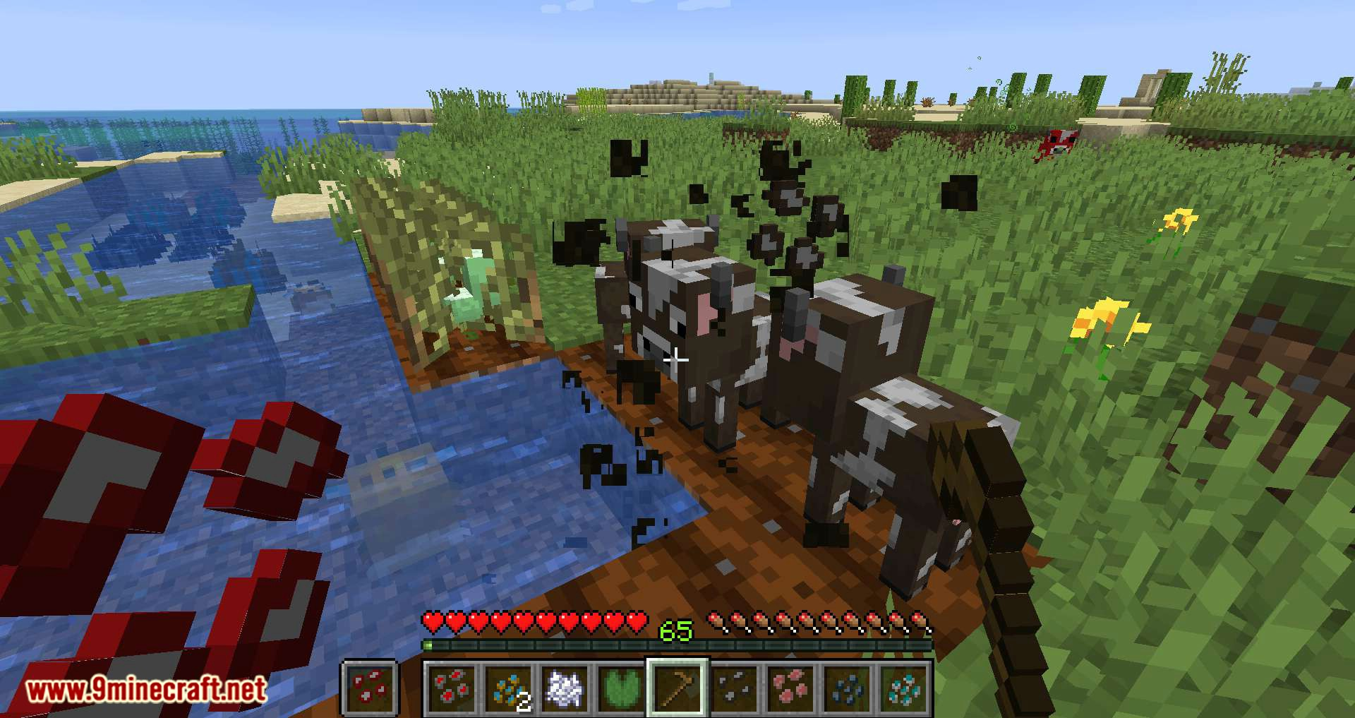 Animal Crops mod for minecraft 11