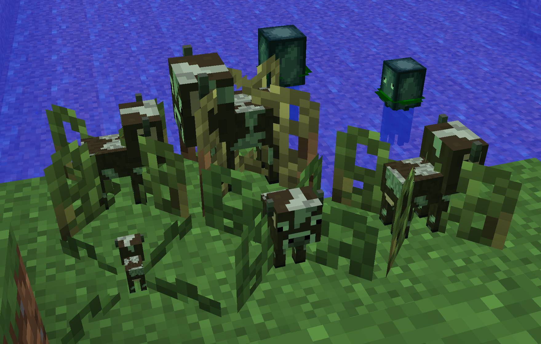 Animal Crops mod for minecraft 26