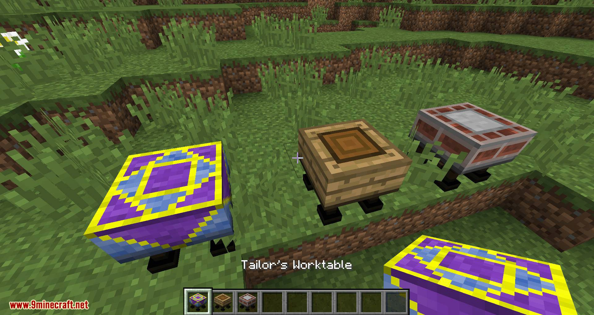 Artisan Intergrations mod for minecraft 01