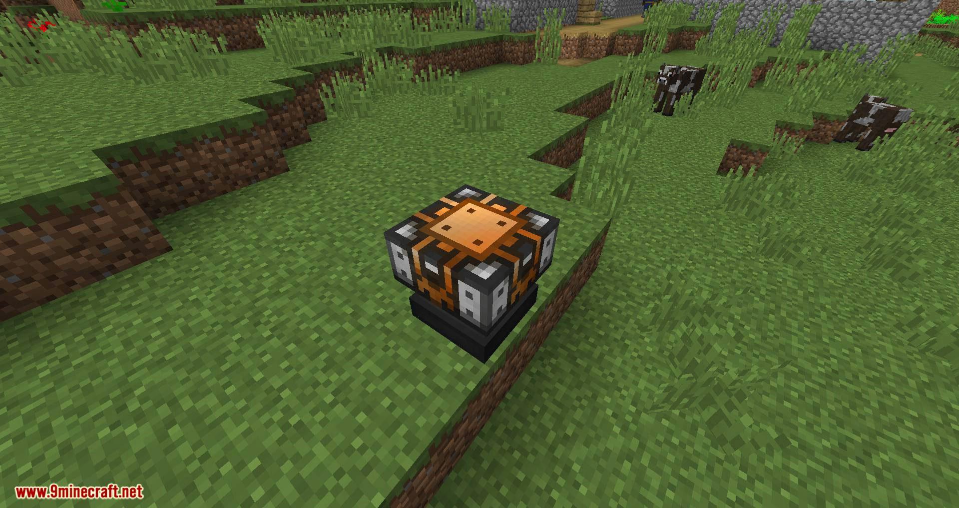 Artisan Intergrations mod for minecraft 03