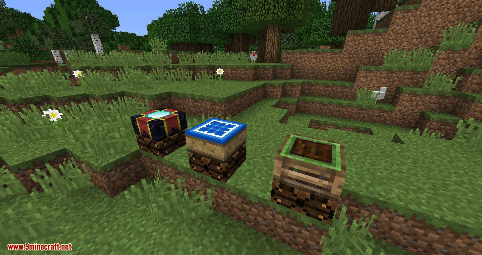 Artisan Intergrations mod for minecraft 04