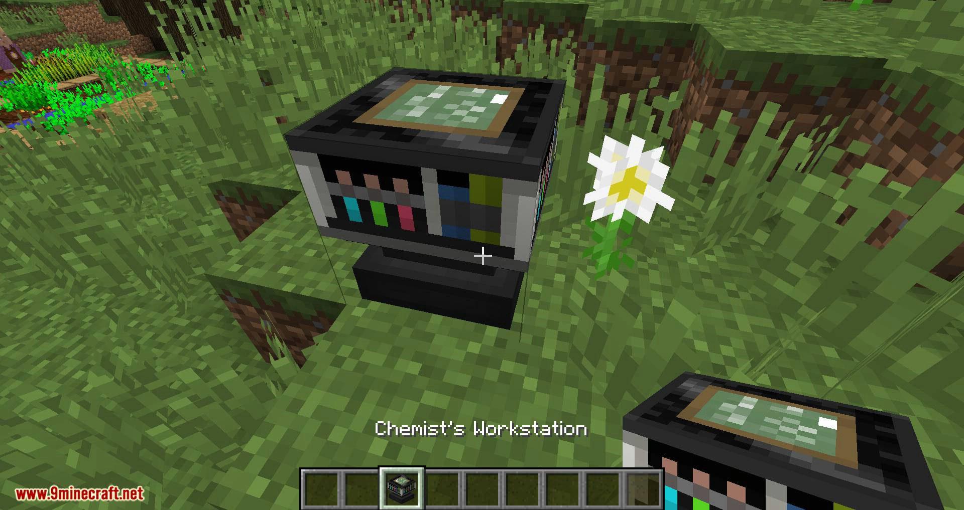 Artisan Intergrations mod for minecraft 05