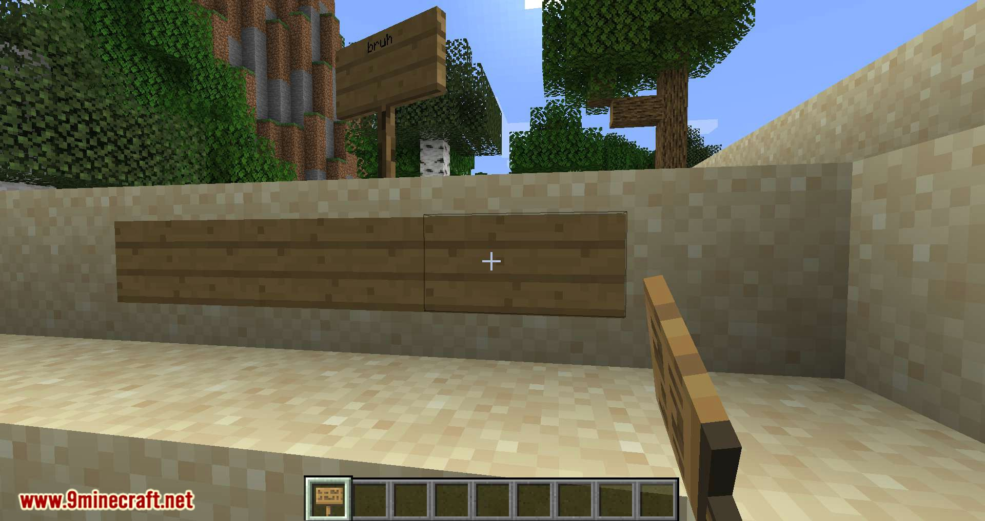 Better Signs mod for minecraft 04