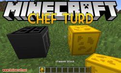 Chef Turd mod for minecraft logo