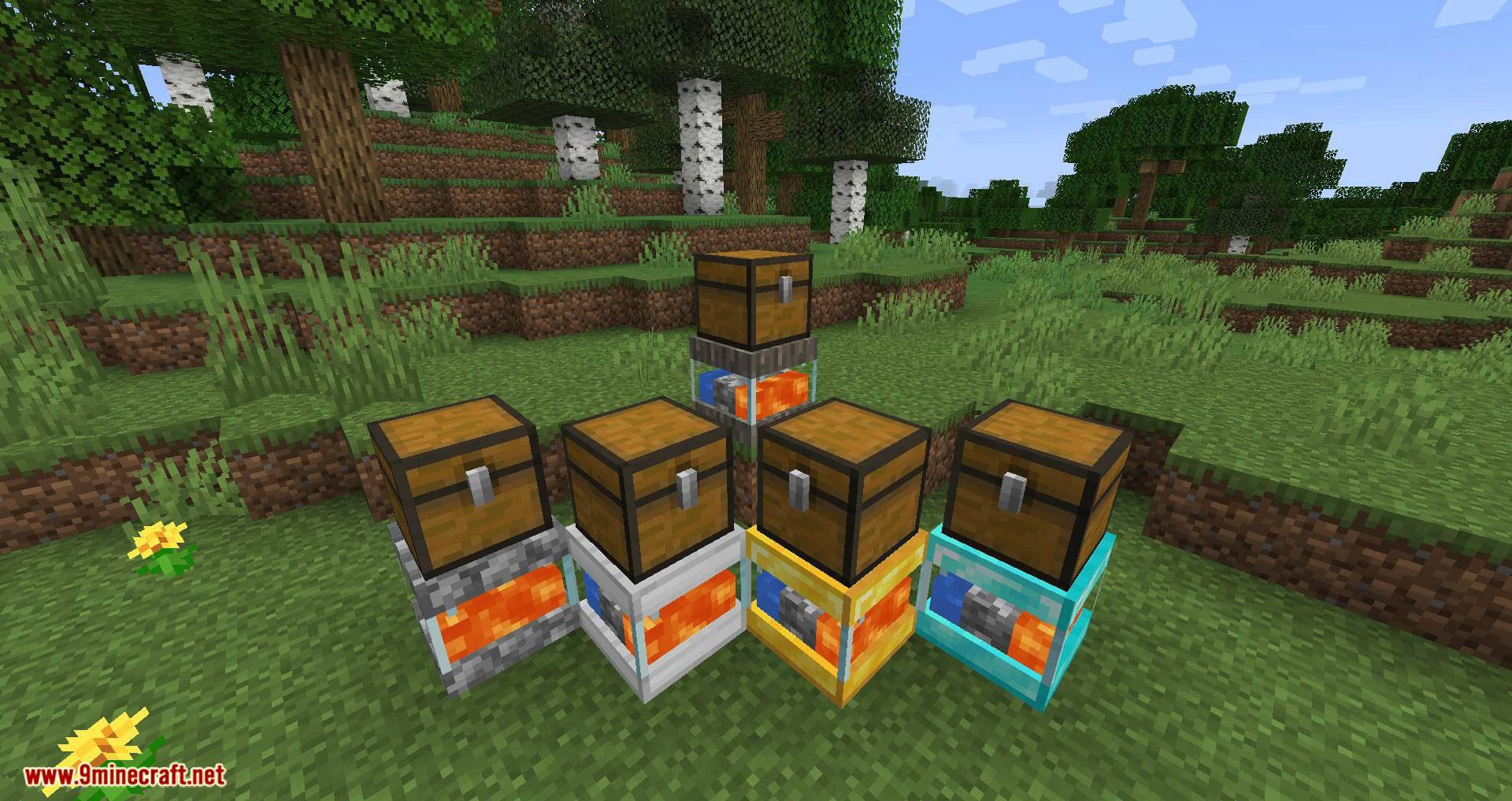 CobbleForDays mod for minecraft 03