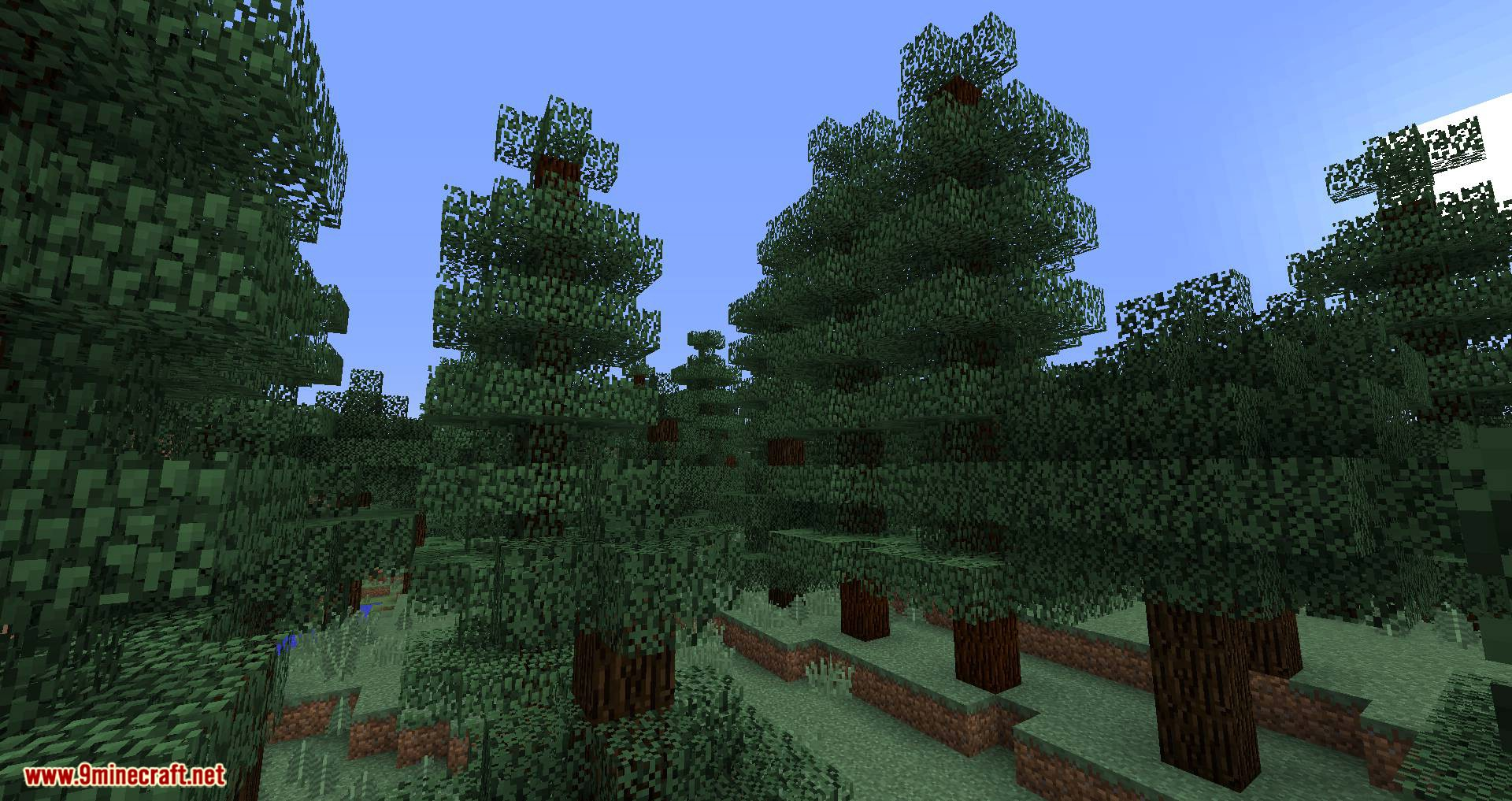 Environs++ mod for minecraft 01
