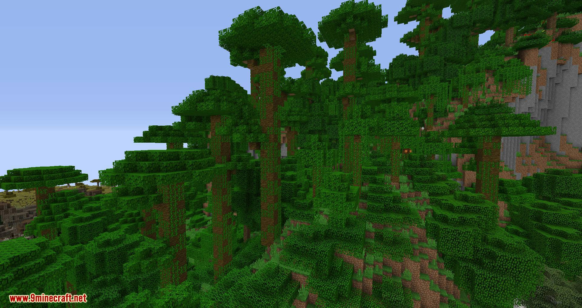 Environs++ mod for minecraft 07
