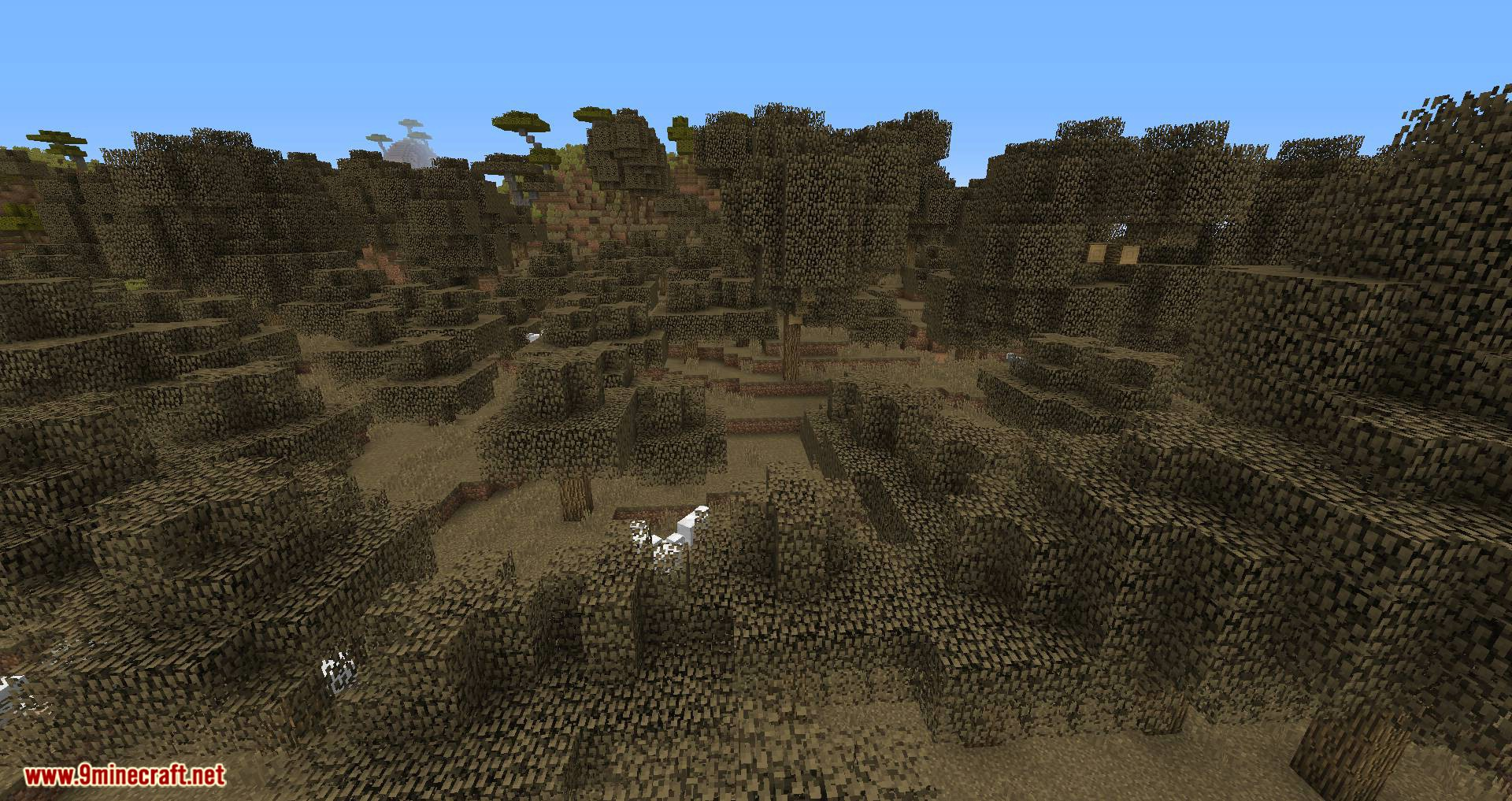 Environs++ mod for minecraft 11