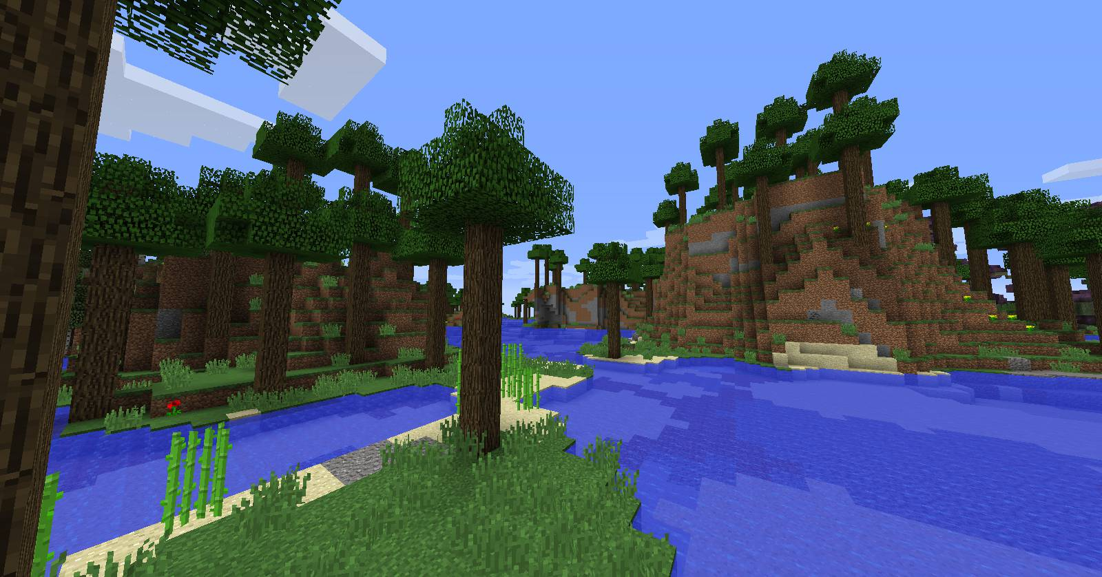 Environs++ mod for minecraft 21