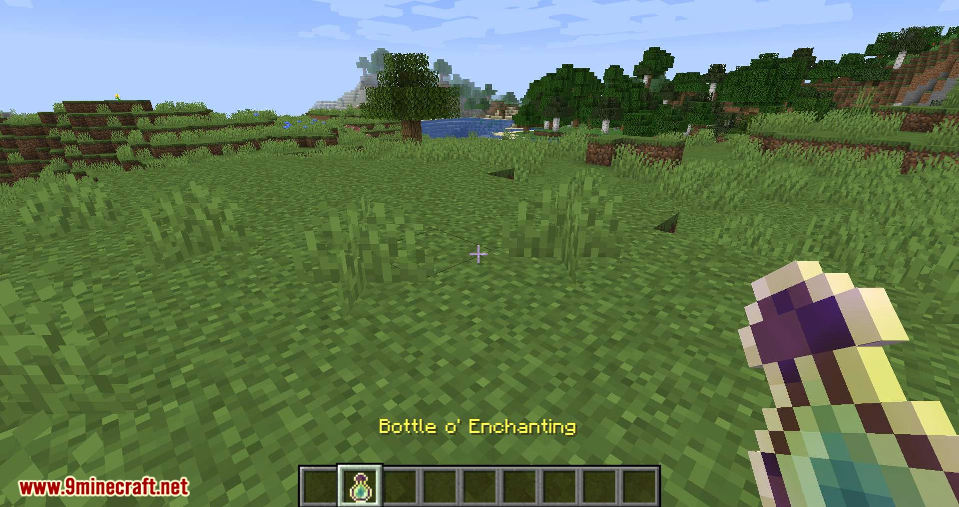 Exp Ore mod for minecraft 02