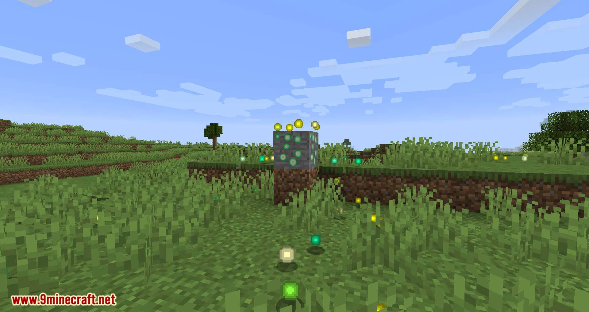Exp Ore mod for minecraft 04