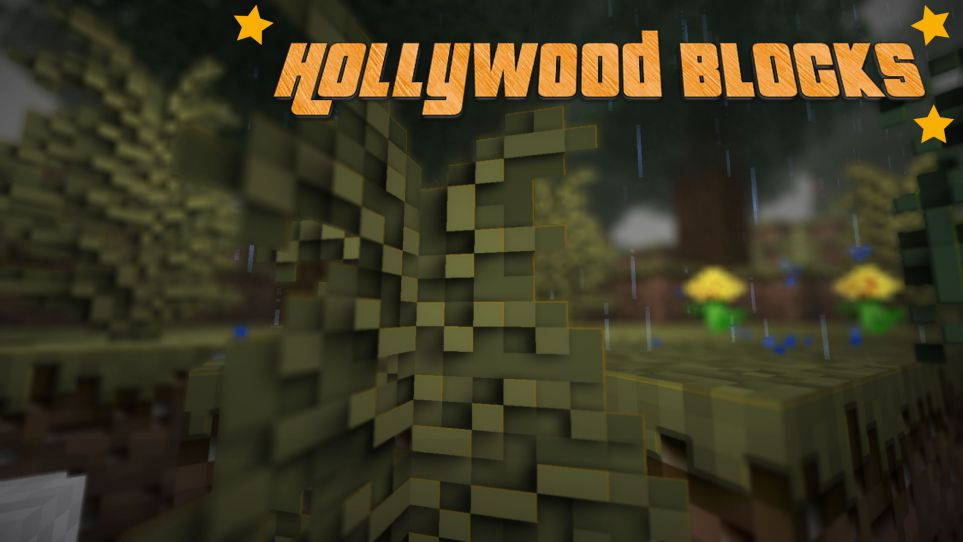 Hollywood Blocks Resource Pack