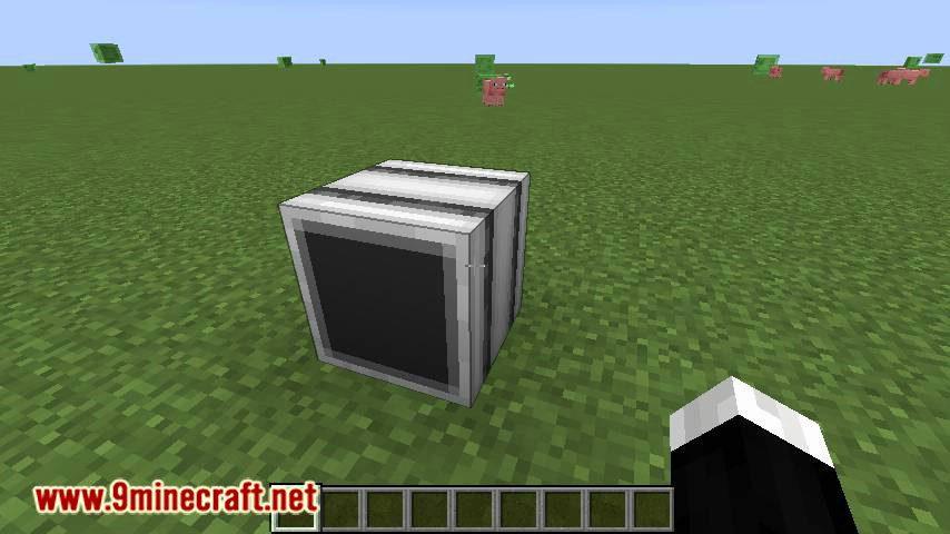 Iron Barrels mod for minecraft 01