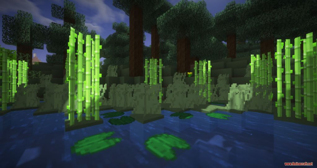 Jupiter Resource Pack Screenshots 4