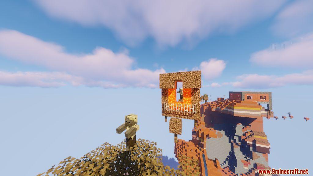 Mesa Parkour Map Screenshots (3)