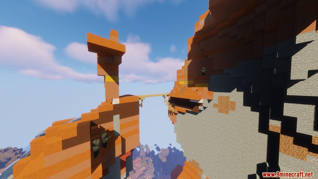 Mesa Parkour Map Screenshots (4)