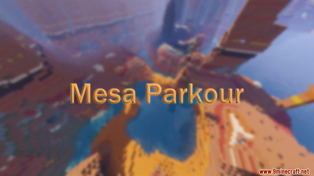 Mesa Parkour Map Thumbnail
