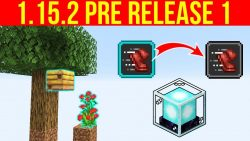 Minecraft 1.15.2 Pre-Release 1