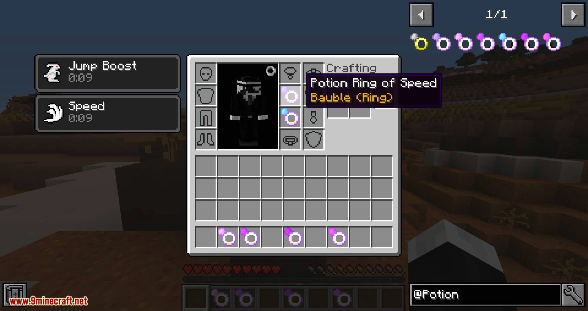 Potion Rings mod for minecraft 06