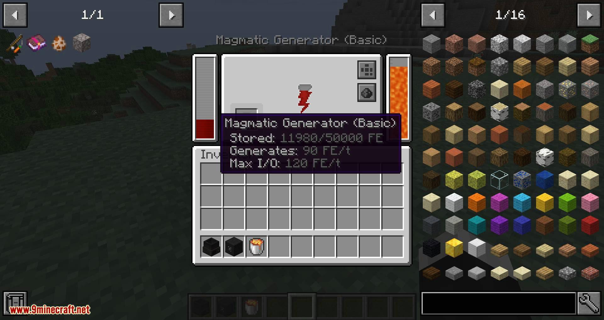 Powah mod for minecraft 04