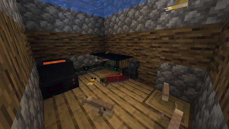 Powah mod for minecraft 21