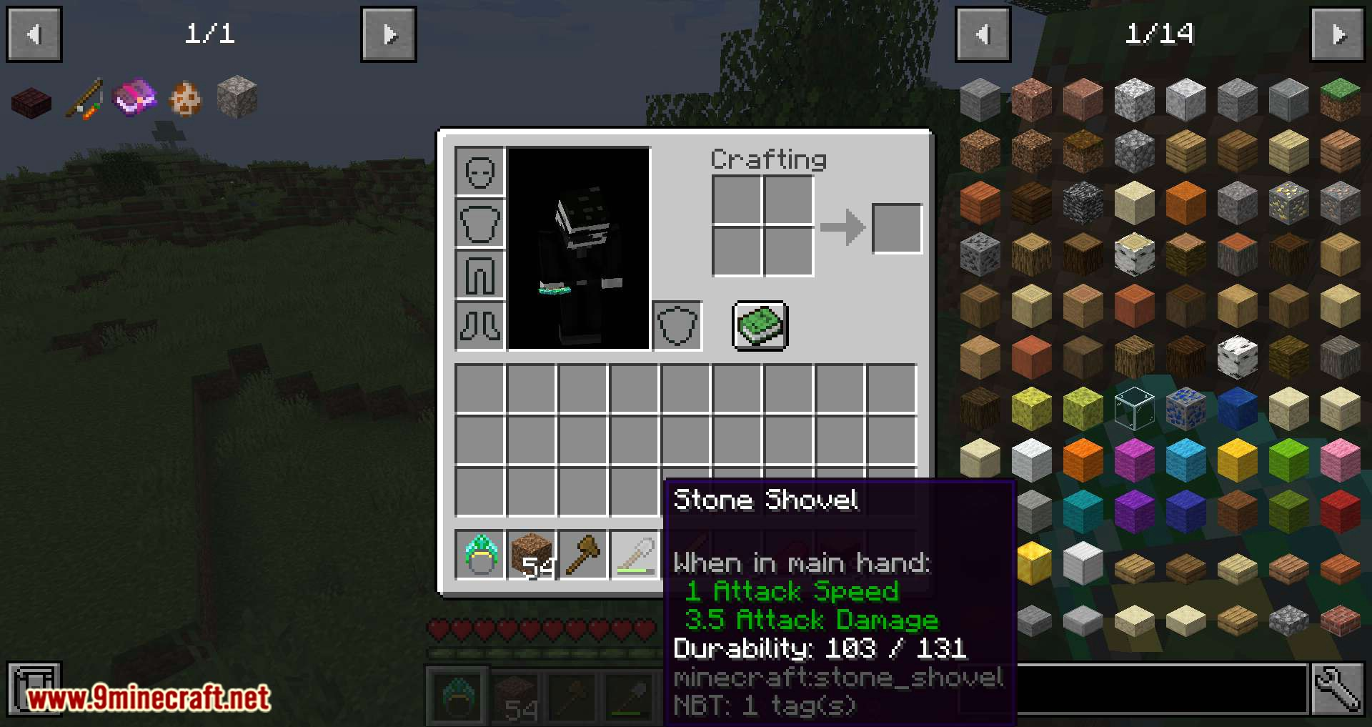 Ring of Repair mod for minecraft 11