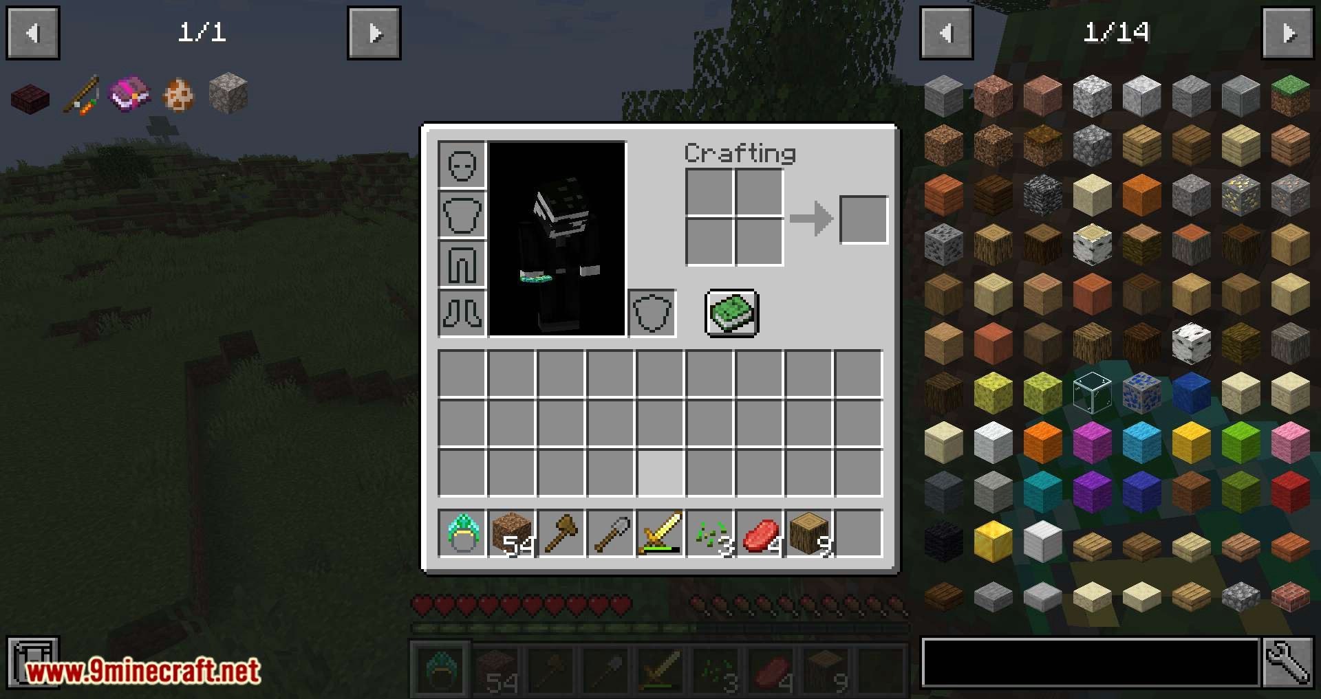 Ring of Repair mod for minecraft 12