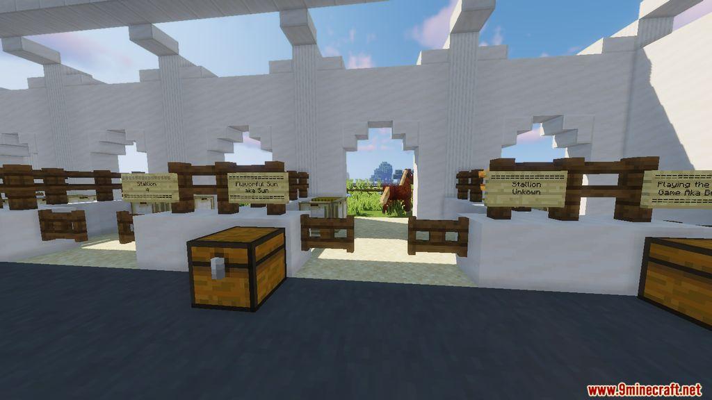 Royal Rabbits Club Stable Map Screenshots (4)