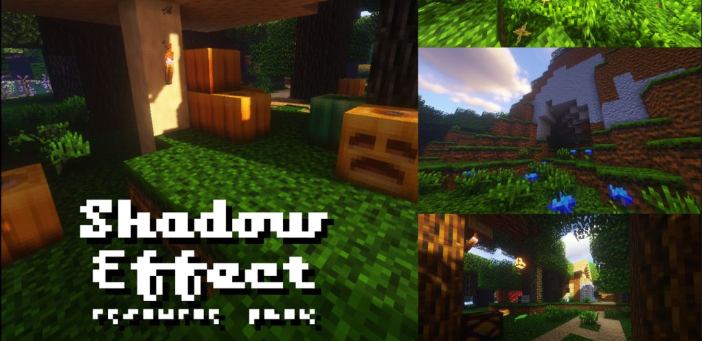 Shadow Effect Resource Pack