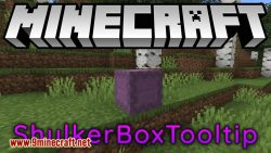 ShulkerBoxTooltip mod for minecraft logo