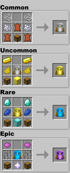 Simply Backpacks Mod for Minecraft 31