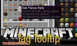 Tag Tooltip mod for minecraft logo