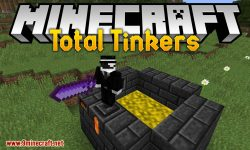 Total Tinkers mod for minecraft logo