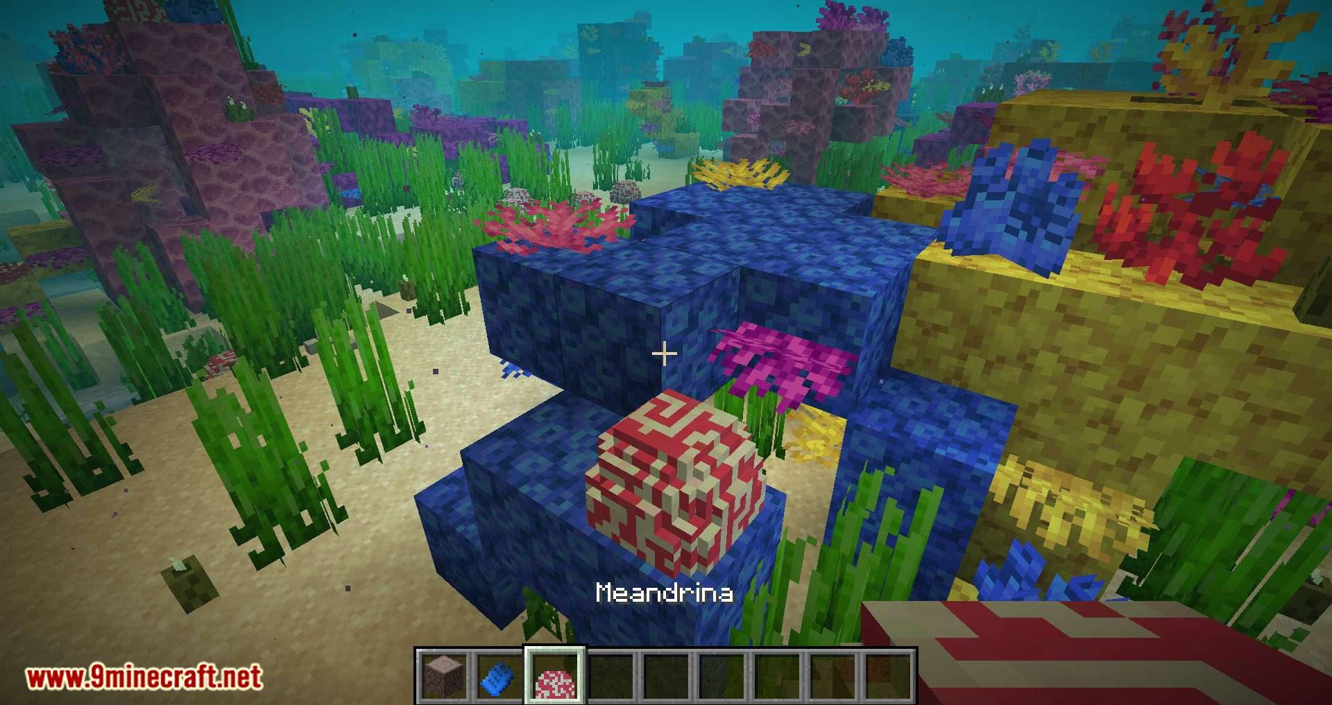 underwater biome mod minecraft biomes ocean torch 9minecraft tech features tree source screenshots