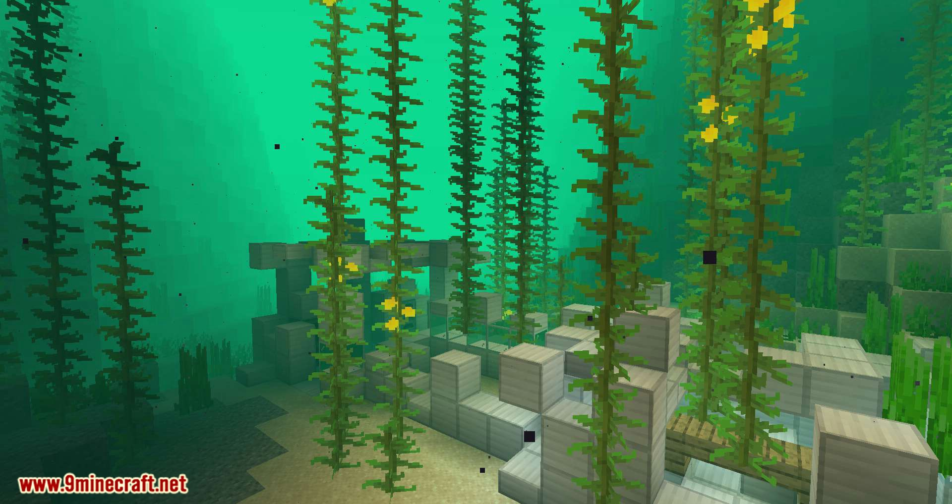 underwater biome mod minecraft ocean biomes 9minecraft tech features tree requires