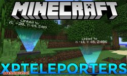 XPTeleporters 2 mod for minecraft logo