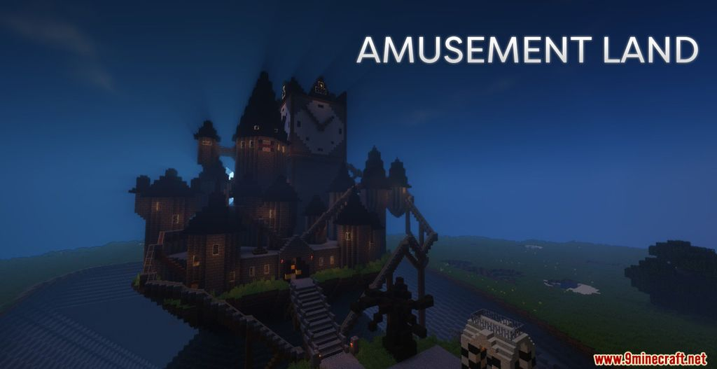 Amusement Land Map Thumbnail