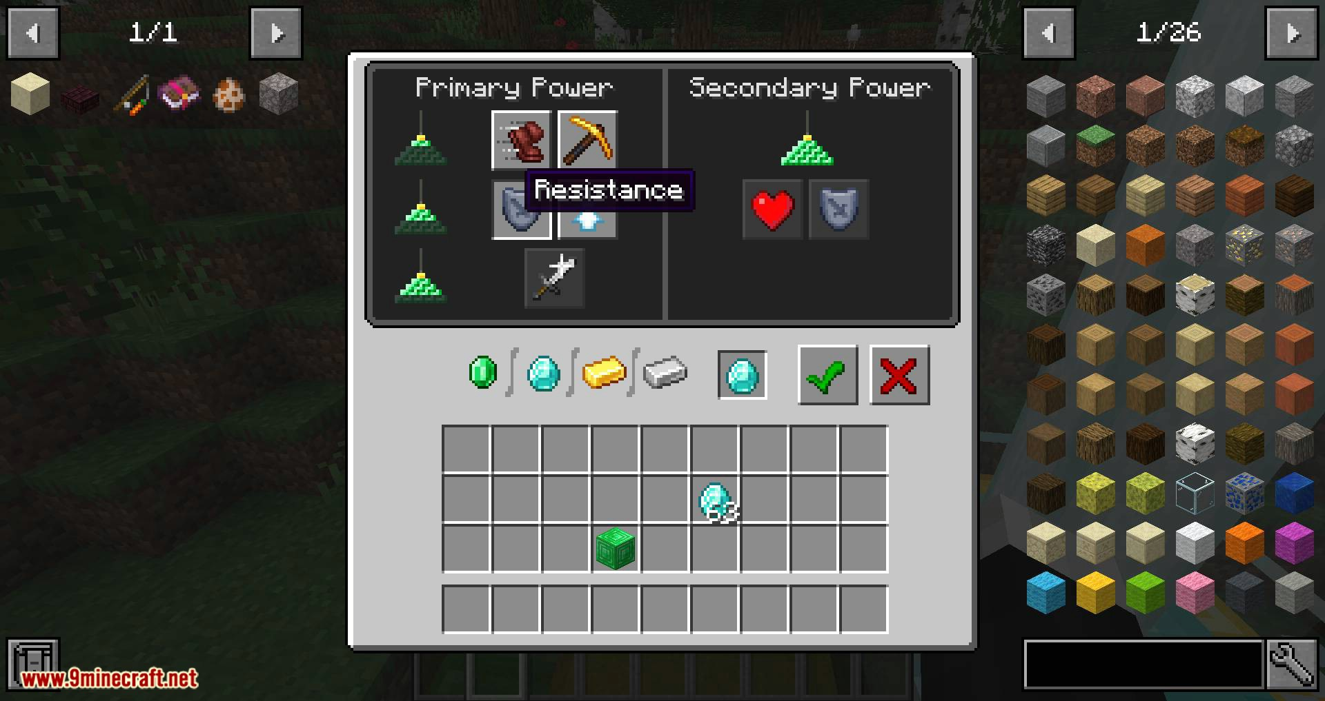 Beacons For All mod for minecraft 03