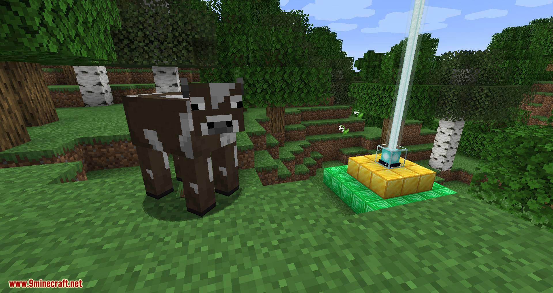 Beacons For All mod for minecraft 04
