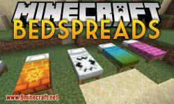 Bedspreads mod for minecraft logo