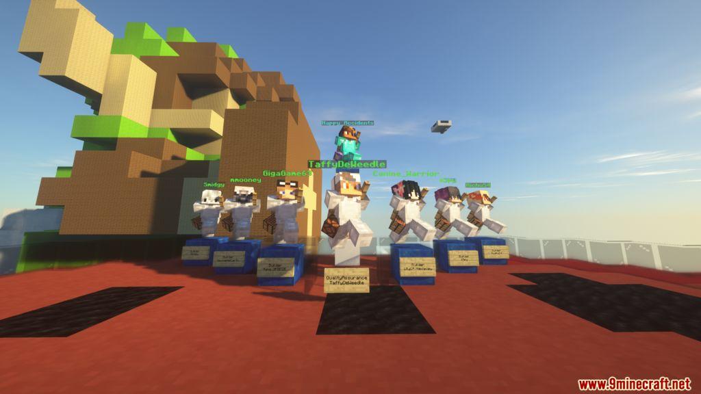 Burning Nintendo Characters Map Screenshots (2)
