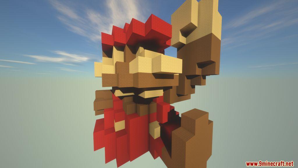 Burning Nintendo Characters Map Screenshots (4)