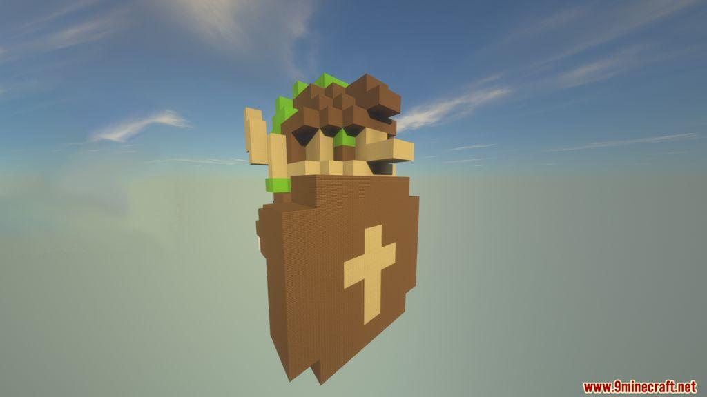 Burning Nintendo Characters Map Screenshots (7)