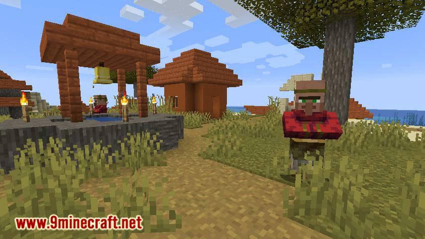 Cherished Worlds mod for minecraft 05