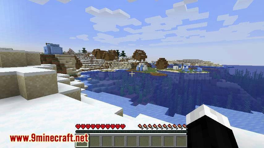 Cherished Worlds mod for minecraft 08