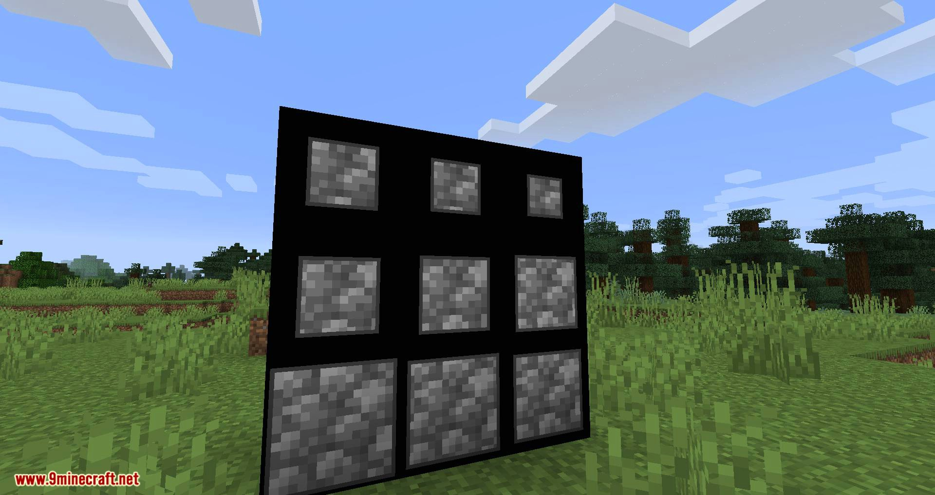 Compressium mod for minecraft 02
