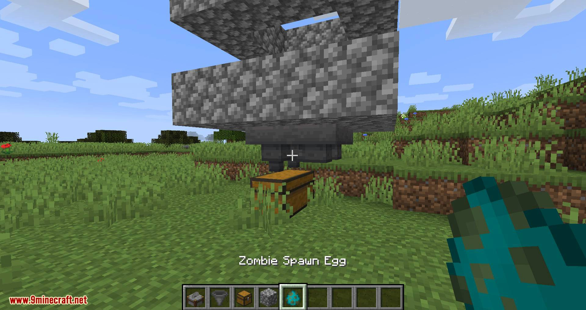 Dangerous Stone Cutter mod for minecraft 11